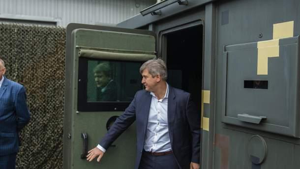 Олександр Данилюк, секретар РНБО України