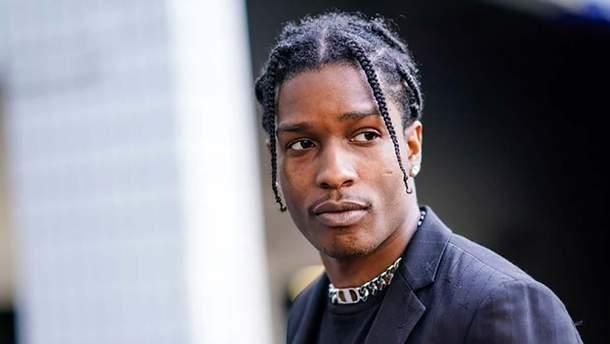 Репер A$AP Rocky вийшов з в'язниці