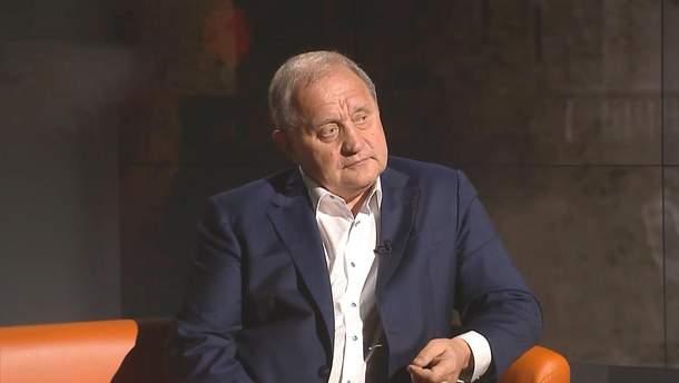 Интервью с последним законный премьером Крыма Анатолий Могилев