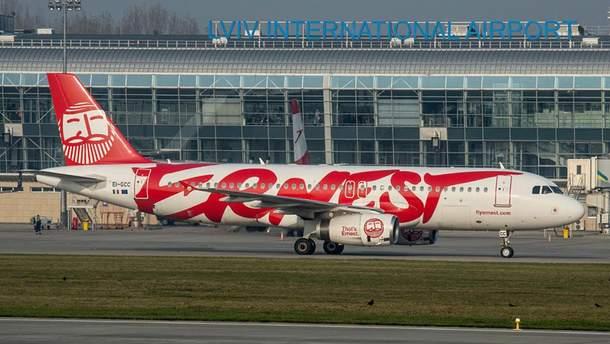 Авіакомпанія Ernest без попередження скасувала рейс зі Львова до Мілану