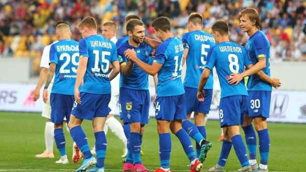 Жеребьевка плей-офф Лиги чемпионов 2019/20: соперник Динамо