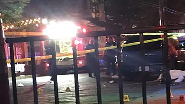 В результате стрельбы в Дайтоне меньшей мере 7 человек погибли и еще 24 получили ранения.