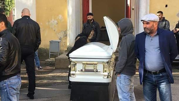 У Росії відбулася церемонія прощання з Дадашевим