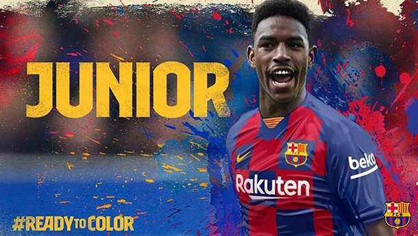 """""""Барселона"""" купила захисника за 18 мільйонів євро та оцінила його у 200 мільйонів"""