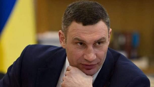 Віталій Кличко, міський голова Києва