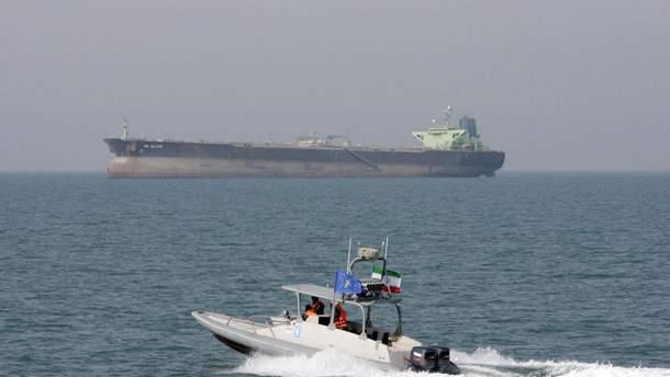 Иранцы второй раз за месяц задержали иностранный танкер