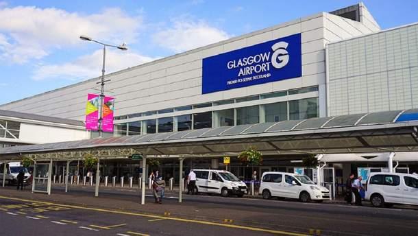 В аеропорту Глазго арештували пілотів, які хотіли летіти до США напідпитку