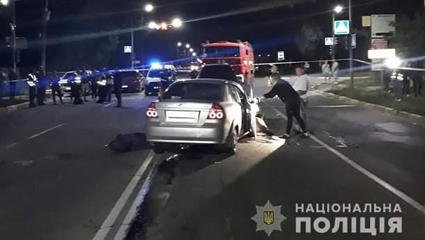 У ДТП під Києвом 4 серпня 2019 загинув поліцейський