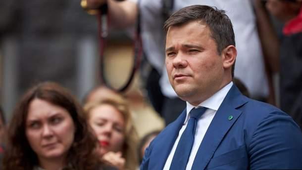 Богдан заявив, що йому пропонували хабар
