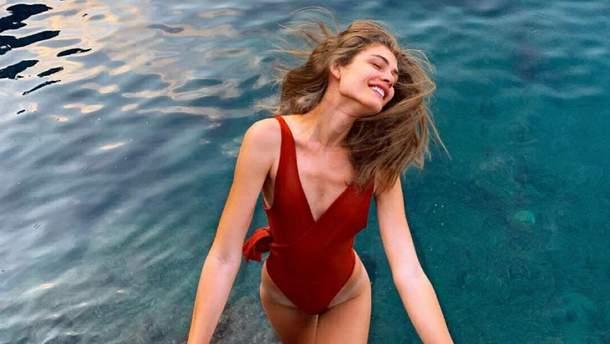 Валентина Сампайо стала моделью Victoria's Secret