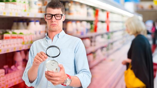 Нові етикетки на продуктах харчування – як тепер правильно читати етикетки