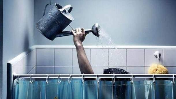 Воду могут начать подавать почасово
