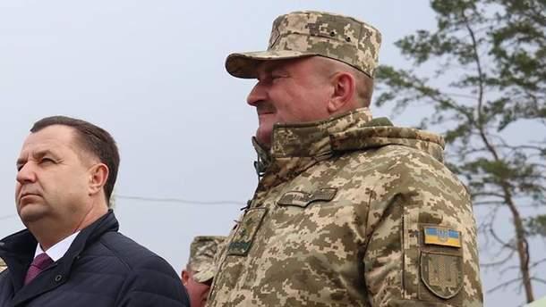 Владимир Кравченко – новый командующий ОС