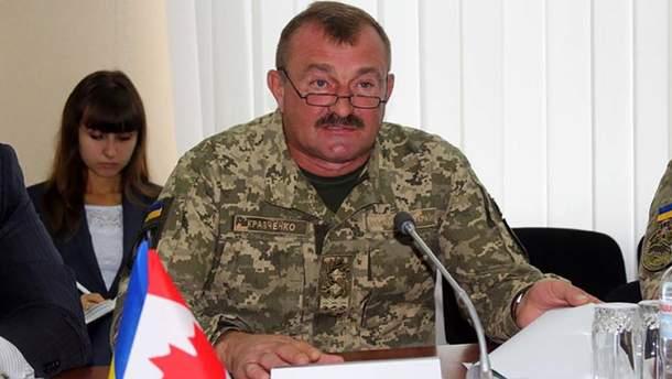 Владимир Кравченко стал новым командующим Объединенных сил