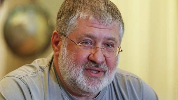 Коломойський знову назвав війну на Донбасі громадянським конфліктом