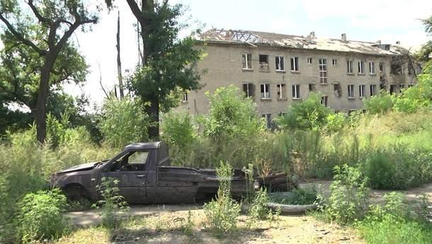 Як виглядає школа-інтернат, звідки терористи хотіли вивезти дітей до Росії