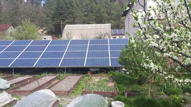 Зеленський підписав закон про альтернативні джерела електроенергії