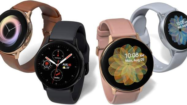 Умные часы Galaxy Watch Active2