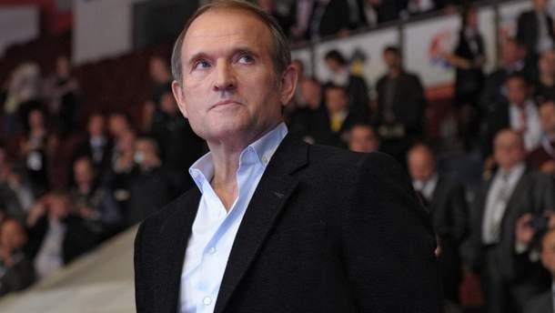 Станет ли Медведчук вице-спикером Верховной Рады