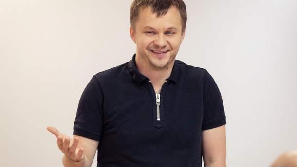 """""""Я цього і не приховую, що я дебіл. Жартую"""", - Милованов відреагував на слова Коломойського про нього - Цензор.НЕТ 8486"""