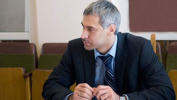 Заступник голови Офісу Президента Руслан Рябошапка