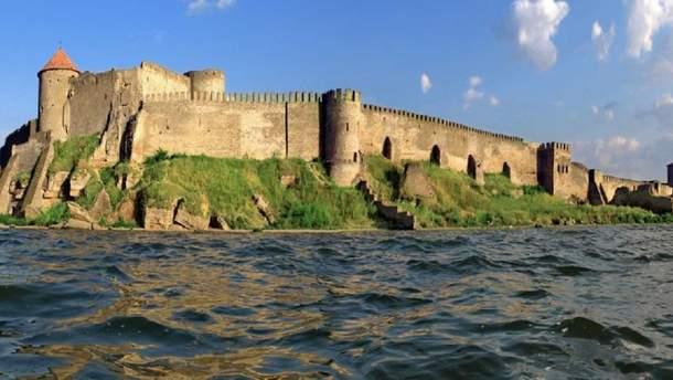 Негода пошкодила Аккерманську фортецю