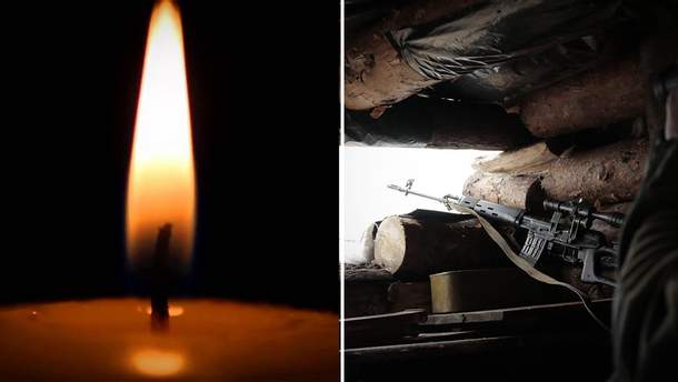 Фото  загиблих під Павлопомлем українських воїнів
