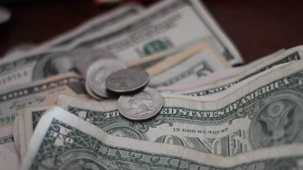 Курс долара, євро – курс валют НБУ на 8 серпня 2019