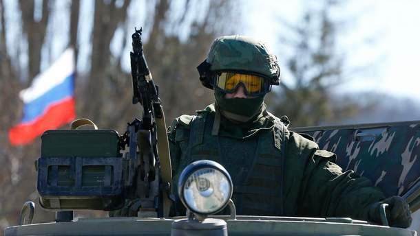 """Крым и """"противостояние"""""""