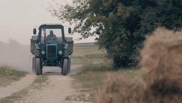 История кражи двух тракторов