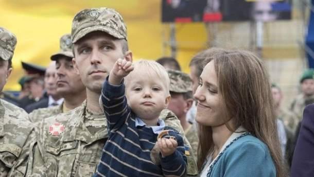 Марш Захисників України на День Незалежності 2019: деталі
