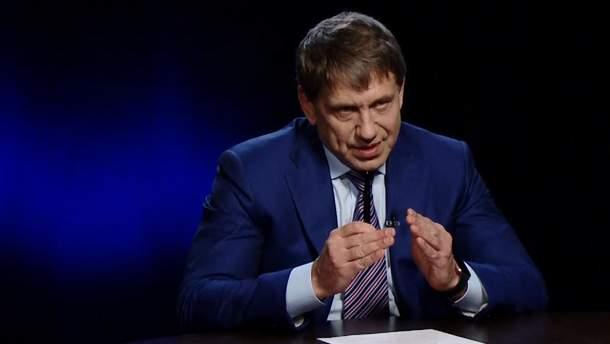 """Игорь Насалык """"забыл"""" задекларировать более миллиона долларов, - САП"""