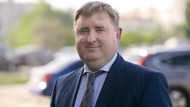 """Володимир Євдокімов – керівник ДП """"Оператор ринку"""""""