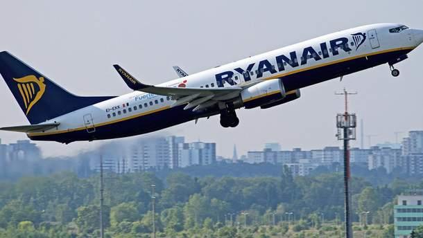 Ryanair влаштував короткий розпродаж квитків