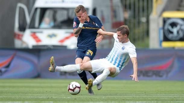 Днепр-1 – Десна: обзор матча 11 августа 2019 – Чемпионат Украины