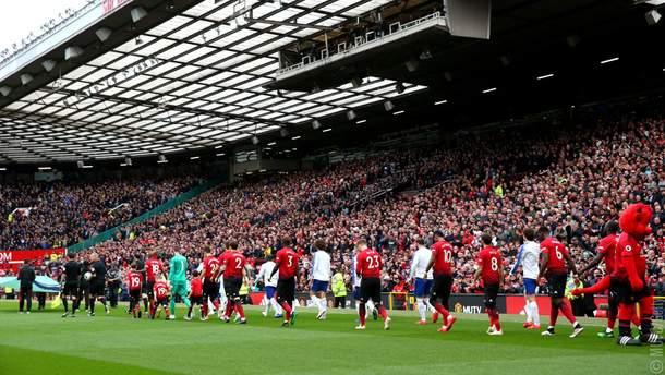 Манчестер Юнайтед – Челсі: де дивитися онлайн матч 11.08.2019 – АПЛ