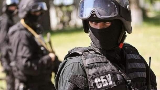 СБУ поймала гражданина России, который готовил диверсию на военном объекте