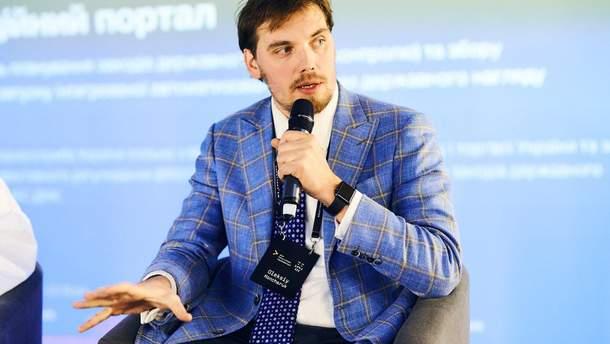 Зеленский из претендентов на должность премьер-министра выделяет Алексея Гончарука