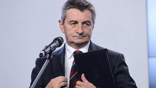 Спикер Сейма Польши Марек Кухцинський