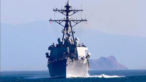 В Черное море вошел корабль НАТО