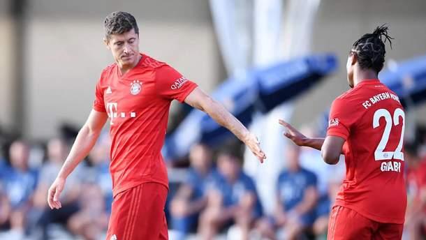Баварія - Роттар-Егерн ▷ Баварія забила 23 голи в матчі