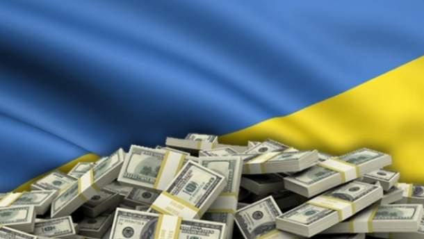Украина увеличила кредитный рейтинг