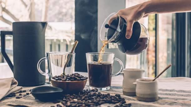 Кому варто обмежити споживання кави