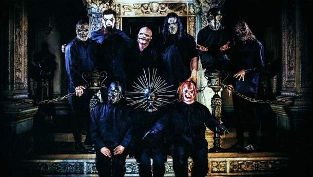 Группа Slipknot презентовала новый альбом
