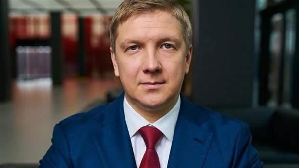 Росія планує затягнути переговори про транзит газу до настання зими, – голова Нафтогазу