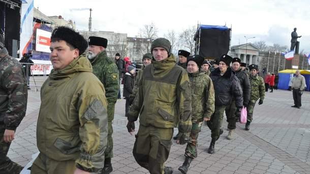 Россияне массово переселяются в Крым