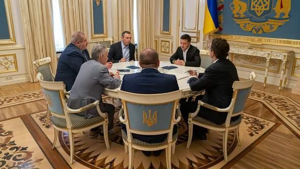 На зустрічі із Зеленським обговорювали кримськотатарську автономію, – Джемілєв