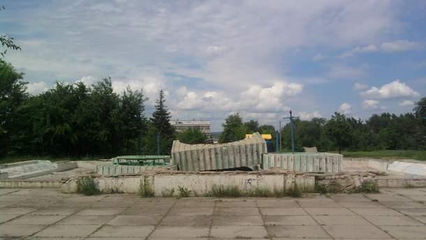 Луганская Припять