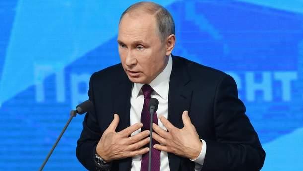 Завершение войны в Донбассе зависит от Путина