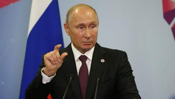 Рейтинг Путіна серед росіян впав до рекордного мінімуму